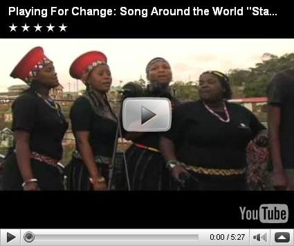 playing for change song around the world